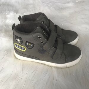 Sprox Army Patch Sneakers